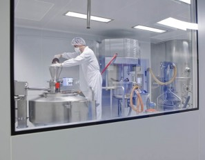 Pharmaceutical Laboratory - Spain