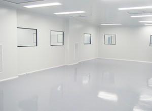 Clean Room Windows - Laboratory - Spain