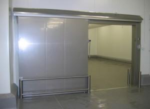 Portas Deslizantes Industriais