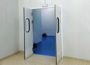 40 mm Injected Swing Doors