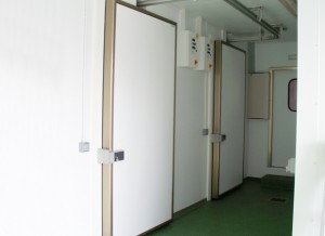 Commercial Hinged Doors