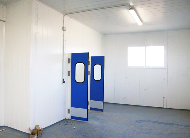 Porta de Batente - Polietileno de 15 mm