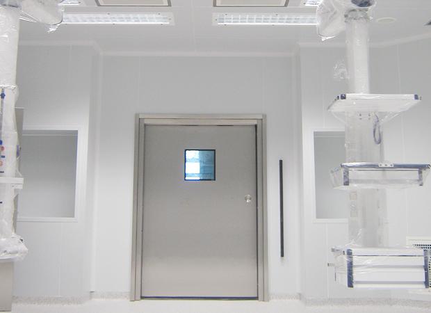 Porte pour Salle Blanche