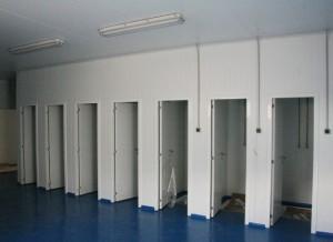 Portes de Service Pivotantes