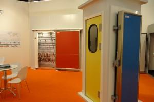 Portiso presenta sus nuevas puertas en Chillventa 11-13 octubre 2016