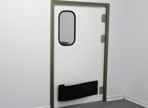 Hinged Door - 15 mm Polyethylene