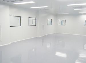 Ventanas Sala Limpia - Laboratorio - España
