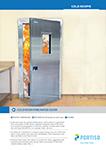 Cold Room Fire Rated Door
