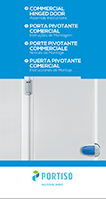 Commercial Hinged Door Assembly Instructions