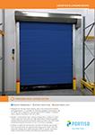 Freezer High-Speed Door