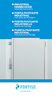 Industrial Hinged Door Assembly Instructions