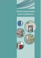 Portes Industrielles Semi-Isothermes