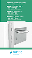 Service Hinged Door Assembly Instructions
